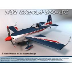 AMERICAN 1/32 Extra 330 SC (N73KG)
